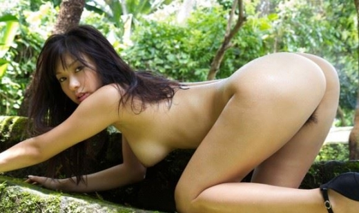 【ヌード画像】女豹のポーズで悩殺必至!性的に食べられたいw 34