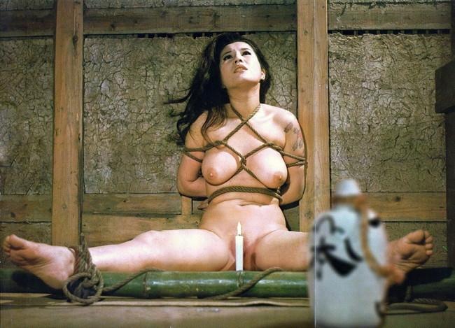 【ヌード画像】縛られた女たちに感じるサディズムな欲望 10