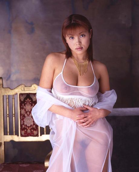 【ヌード画像】スケスケ下着が透けすぎて乳首もマン毛も見放題w(35枚) 14