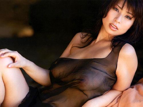 【ヌード画像】スケスケ下着が透けすぎて乳首もマン毛も見放題w(35枚) 18