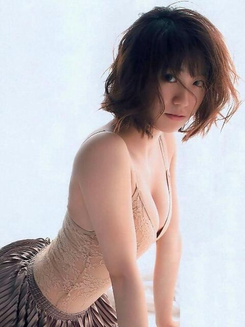 【ヌード画像】AKB卒業生、大島優子のセミヌードって良かったよなw(33枚) 26