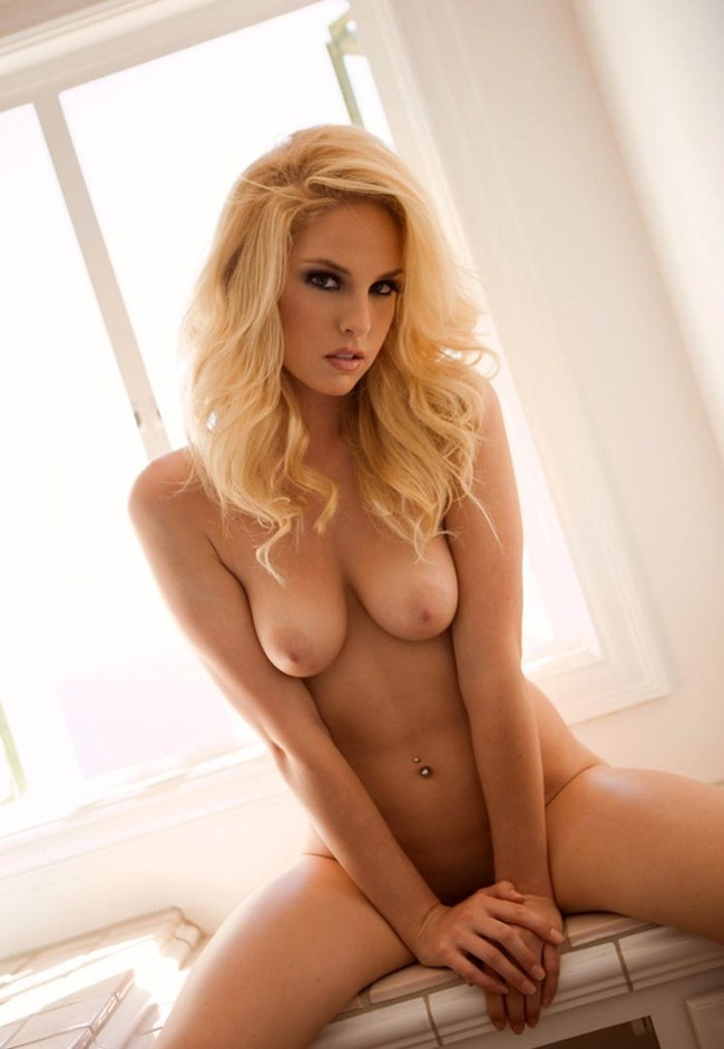 【ヌード画像】大陸産がスゲェ!金髪美女のセクシーヌード画像(30枚) 14