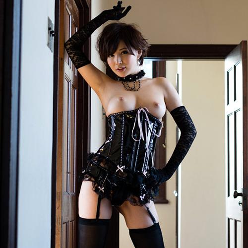 【ヌード画像】ボンデージ美女の妖しい拘束美!(30枚) 04