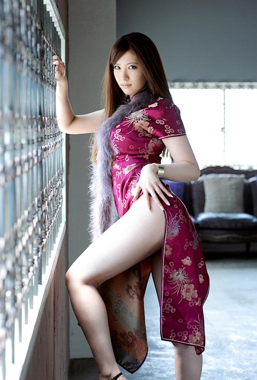 【ヌード画像】大人の色気漂うチャイナドレス美女で息子が大きくなっちゃったw(31枚) 26