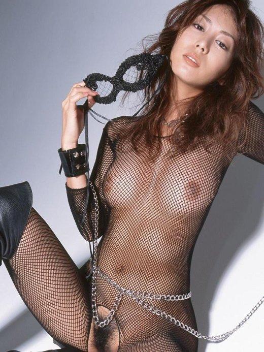【ヌード画像】網タイツ美女の裸体に欲情しそうw(35枚) 35