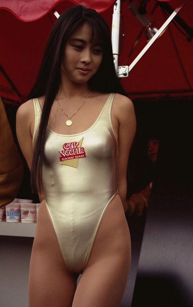 【ヌード画像】レースクイーンのパンチラ・胸チラ・セミヌード画像(33枚) 14