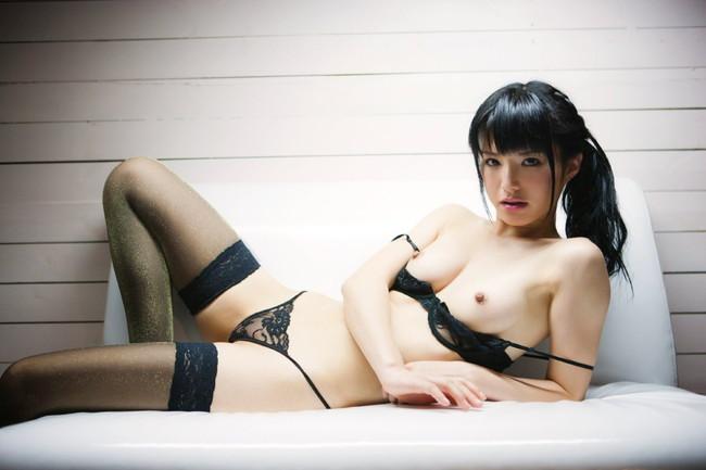 【ヌード画像】ポニーテール美少女が魅力的すぎて勝てる気がしないw(31枚) 08