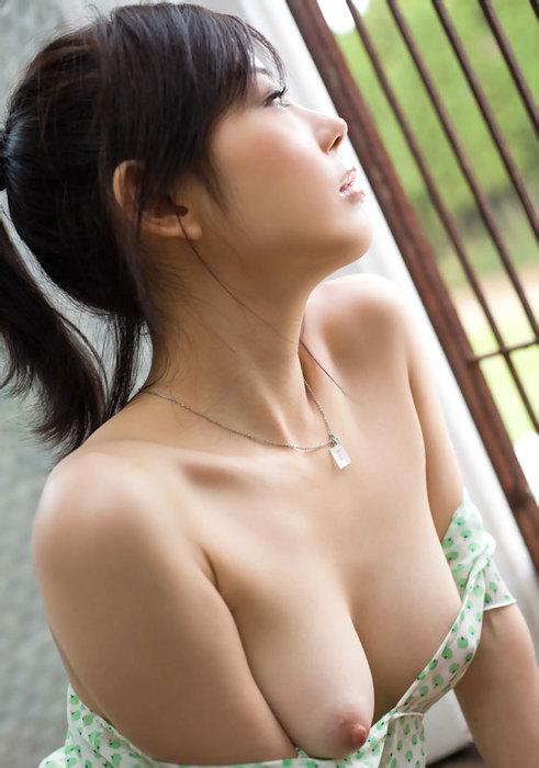 【ヌード画像】ポニーテール美少女が魅力的すぎて勝てる気がしないw(31枚) 10