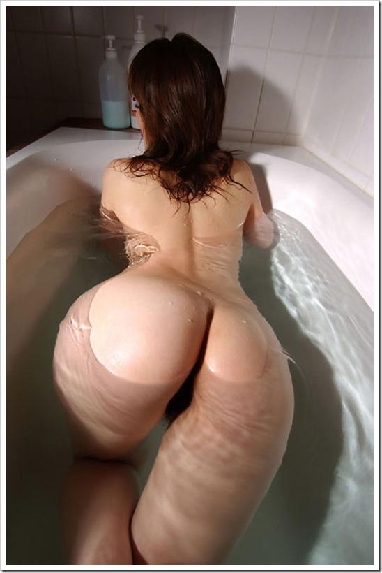 【ヌード画像】女の子の美尻が綺麗すぎてむしゃぶりつきたくなるw(32枚) 19