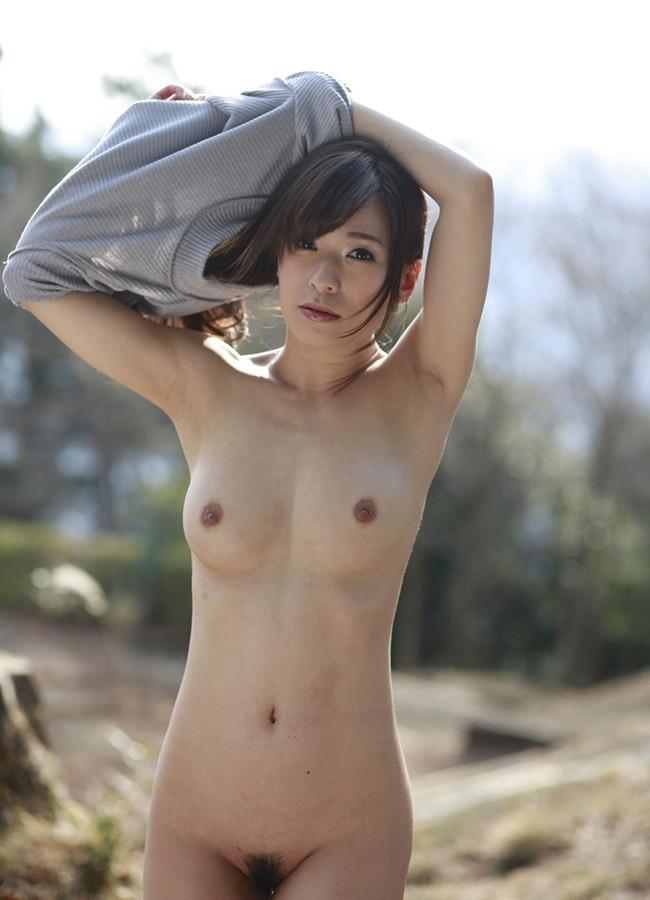 【ヌード画像】かすみ果穂の美巨乳がエロすぎるw(35枚) 12