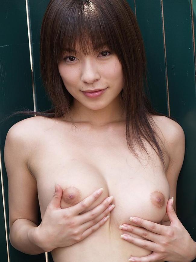 【ヌード画像】かすみ果穂の美巨乳がエロすぎるw(35枚) 14