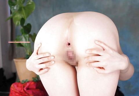 【ヌード画像】アナルもくっきりw美尻の接写画像が近すぎw(31枚) 14