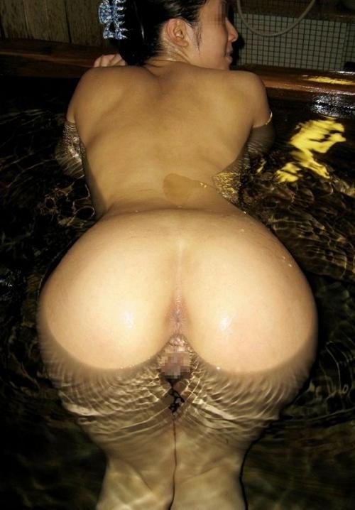 【ヌード画像】アナルもくっきりw美尻の接写画像が近すぎw(31枚) 29