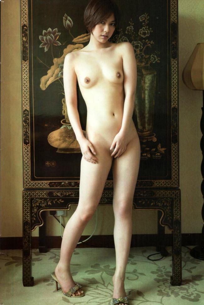 【ヌード画像】卯水咲流の裸体がフェロモン全開w(31枚) 31
