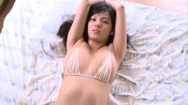 【ヌード画像】グラビアアイドル桜あんりのセミヌードが全裸並みにエロいw(32枚) 24