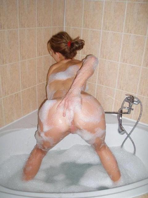 【ヌード画像】入浴中の外国人美女が激エロすぎる件w(31枚) 06