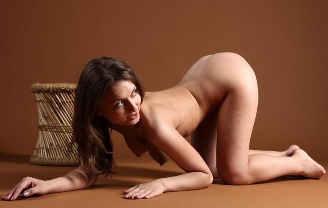 【ヌード画像】外国人美女の大胆な四つん這いポーズをご覧くださいw(31枚) 21
