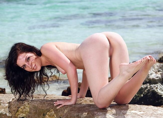 【ヌード画像】外国人美女の大胆な四つん這いポーズをご覧くださいw(31枚) 29