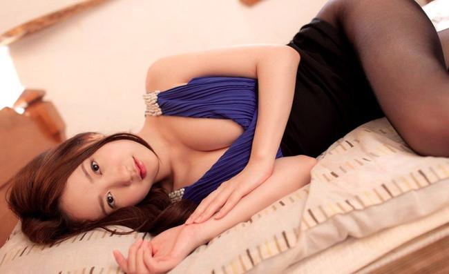 【ヌード画像】葉月ゆめのセクシー画像w肌に近い色の水着だと裸に見えるw(31枚) 08