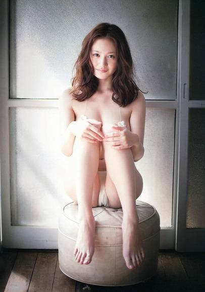 【ヌード画像】葉月ゆめのセクシー画像w肌に近い色の水着だと裸に見えるw(31枚) 16