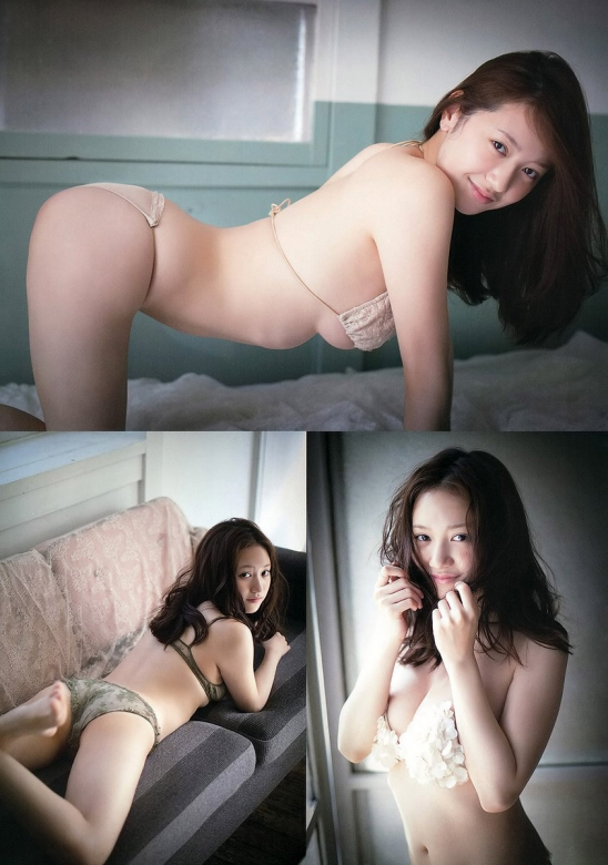 【ヌード画像】葉月ゆめのセクシー画像w肌に近い色の水着だと裸に見えるw(31枚) 19