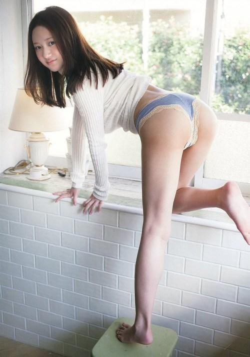 【ヌード画像】葉月ゆめのセクシー画像w肌に近い色の水着だと裸に見えるw(31枚) 22