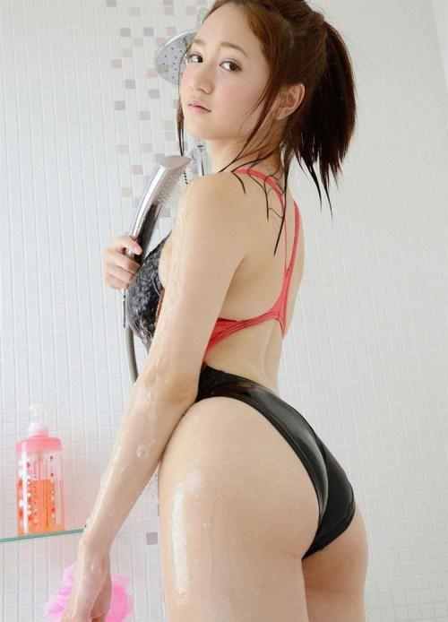 【ヌード画像】葉月ゆめのセクシー画像w肌に近い色の水着だと裸に見えるw(31枚) 25