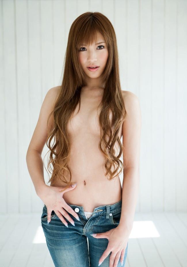 【ヌード画像】美女の髪ブラが大興奮必至のエロさw(31枚) 02
