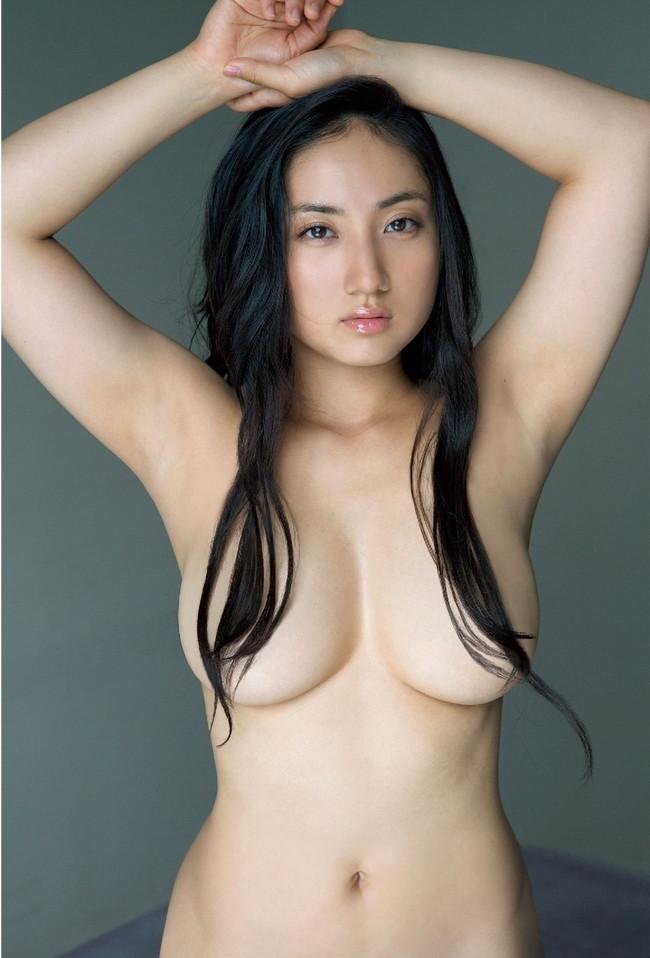 【ヌード画像】美女の髪ブラが大興奮必至のエロさw(31枚) 15
