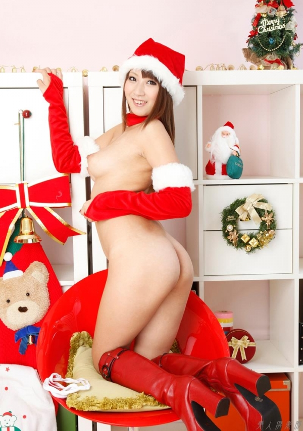 【ヌード画像】サンタコスの半脱ぎお姉さんがほしい奴w(33枚) 27