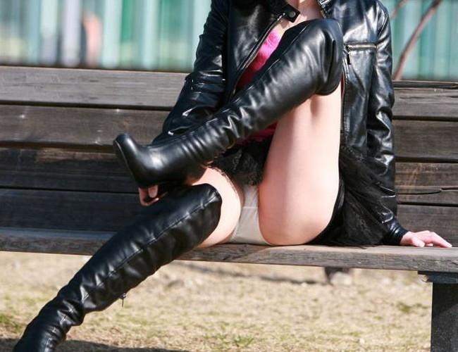 【ヌード画像】ブーツを履いた美女がエロすぎると俺の中で話題にw(32枚) 23