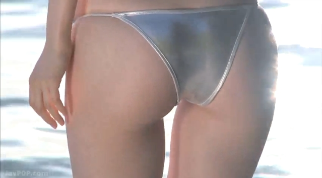 【ヌード画像】ちょっぴりセクシーな下着や水着姿の女の子たちw(30枚) 23