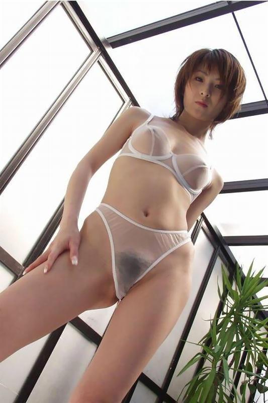 【ヌード画像】透けパン女の子の陰毛がいやらしいw(32枚) 28