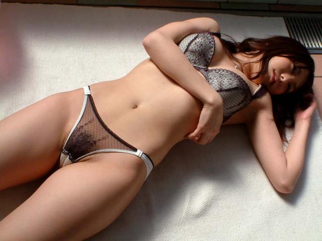 【ヌード画像】透けパン女の子の陰毛がいやらしいw(32枚) 30