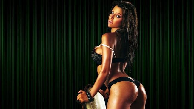 【ヌード画像】黒人美女の裸体はマジで勃起するw(34枚) 11