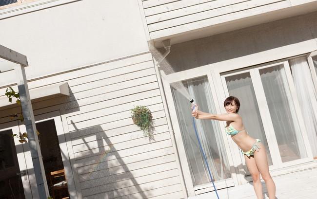 【ヌード画像】きみの歩美の色白ボディなセクシーヌード画像(32枚) 18