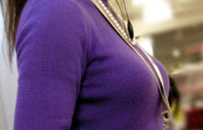 【ヌード画像】巨乳女がセーターを着た結果w(32枚) 32