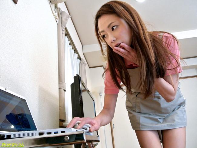 【ヌード画像】仕事中に裸体をさらしている家政婦さんのエロ画像w(30枚) 27