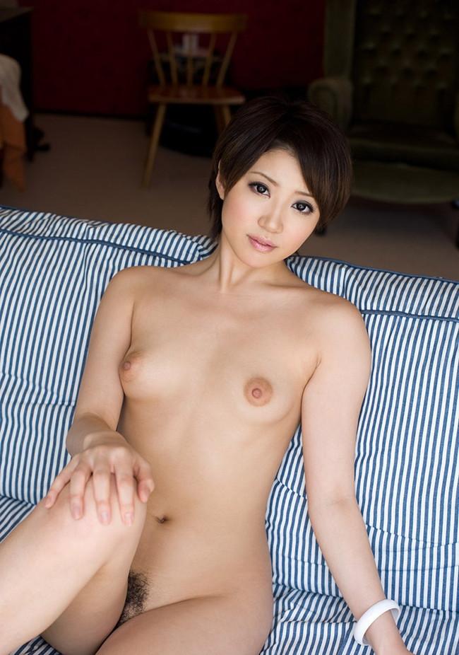 【ヌード画像】優希まことのスレンダーで美肌な裸体が色っぽいw(32枚) 08