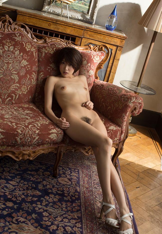 【ヌード画像】優希まことのスレンダーで美肌な裸体が色っぽいw(32枚) 15