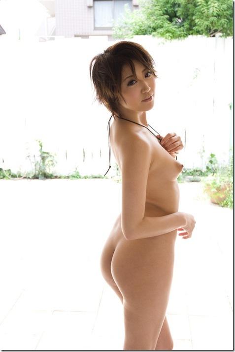 【ヌード画像】優希まことのスレンダーで美肌な裸体が色っぽいw(32枚) 18
