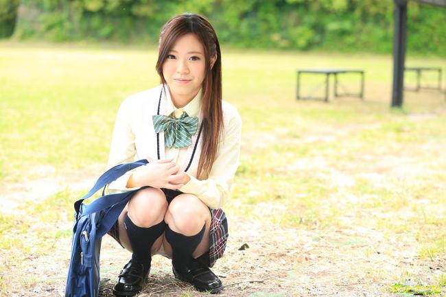 【ヌード画像】制服美女の着衣エロ姿が激萌えw(35枚) 16