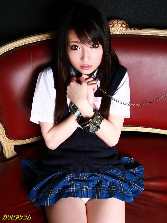 【ヌード画像】制服美女の着衣エロ姿が激萌えw(35枚) 34