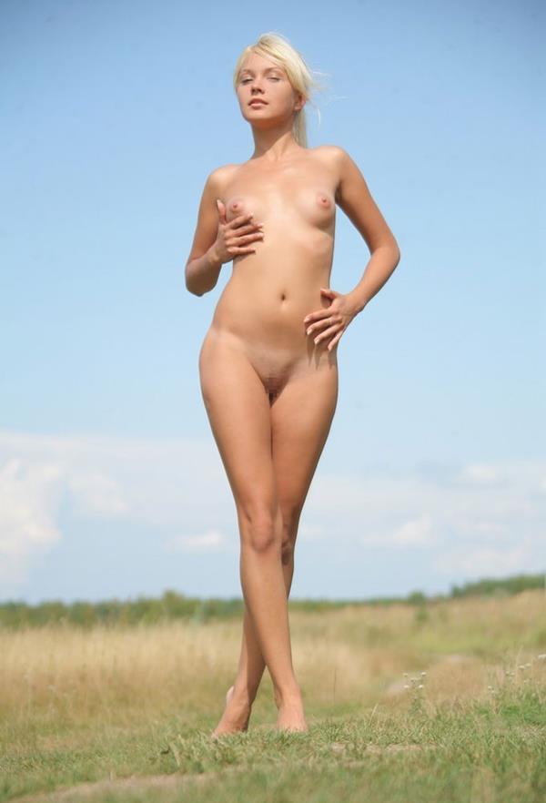 【ヌード画像】外国人美女のスレンダーな裸体が綺麗すぎw(33枚) 07