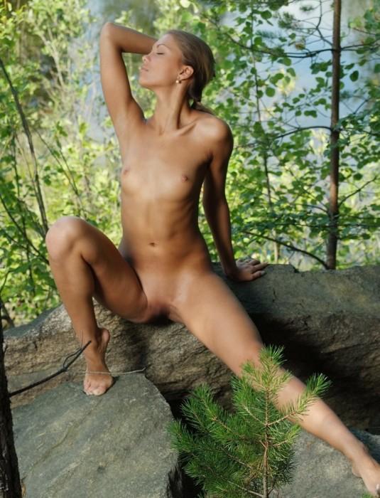【ヌード画像】外国人美女のスレンダーな裸体が綺麗すぎw(33枚) 16