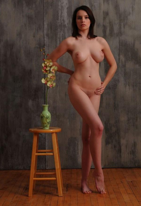 【ヌード画像】外国人美女のスレンダーな裸体が綺麗すぎw(33枚) 30