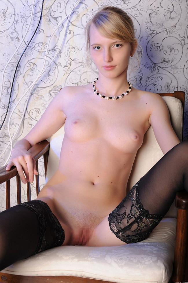【ヌード画像】外国人美女のスレンダーな裸体が綺麗すぎw(33枚) 31