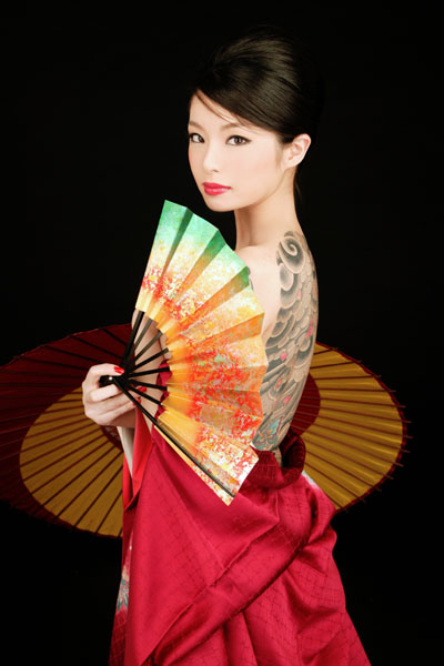 【ヌード画像】身体にタトゥーを入れた美女たちのヌード画像(33枚) 31