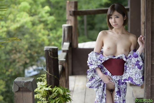 【ヌード画像】羽川るなの美白乳ヌード画像(31枚) 05