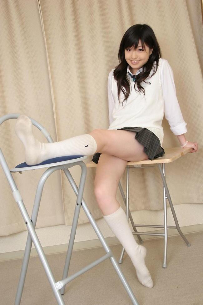 【ヌード画像】靴下を履いた女の子に興奮してきたw(30枚) 11